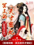 医毒双绝:冥王的天才宠妃